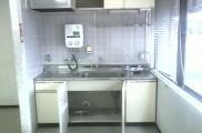 ガス給湯器撤去 電気温水器に更新