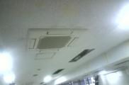 天井 水性塗装