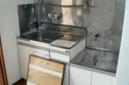 施工前のキッチンの様子