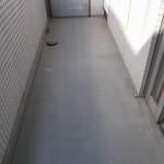 調布市5F Fマンション_共用廊下施工前