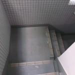 調布市5F Fマンション_階段施工前