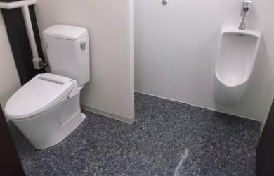新宿区 Sビル トイレ改修後