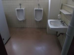 新宿区 Sビル トイレ改修前